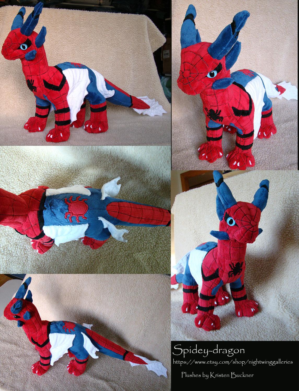 Spidey Dragon